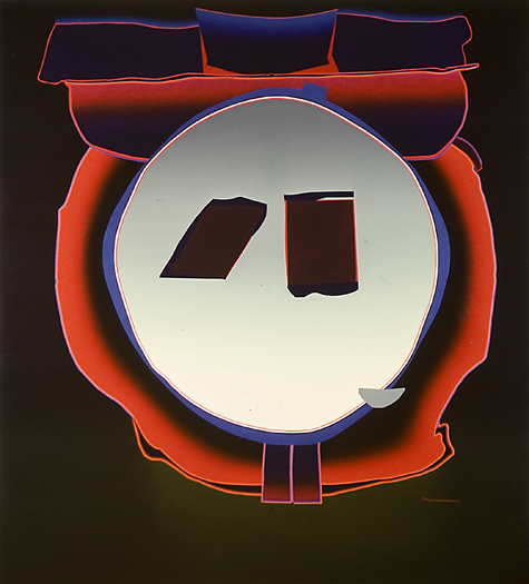 Omina 1978 Oil on canvas 74 x 67