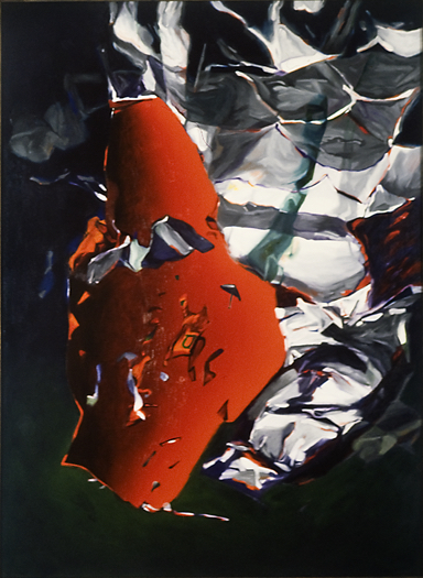 Maligant 1996-03 Oil on canvas 64 x 47
